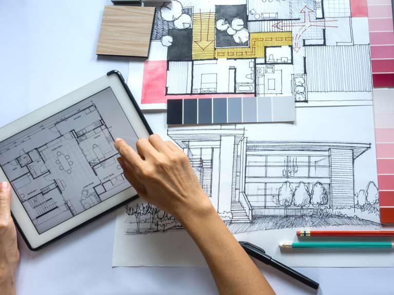 Should you hire an interior designer? - Sa