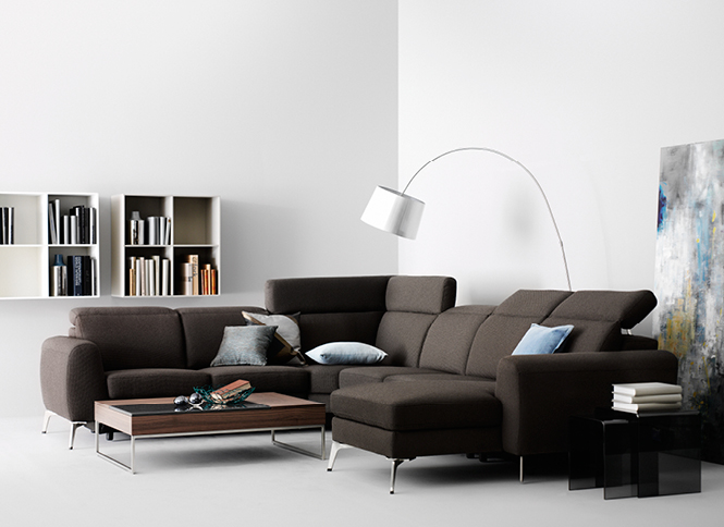 The three M's: Stylish and comfortable designer sofas from .