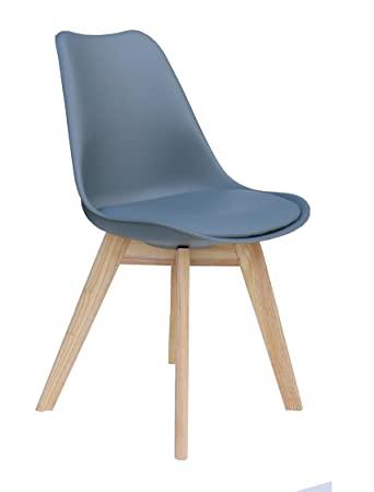 """Designer Stuhl """"PARIS"""" Stuhl Esszimmerstuhl Küchenstuhl Bürostuhl ."""