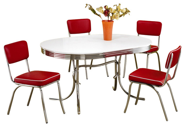 At the Hop Retro Dinette Set - Contemporary - Dining Sets - by .