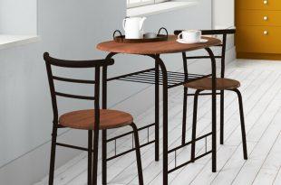 Zipcode Design Volmer 3 Piece Compact Dining Set & Reviews | Wayfa