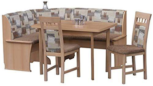 Eckbankgruppe Eckbank Esszimmer Essgruppe Stühle Tisch Auszug .