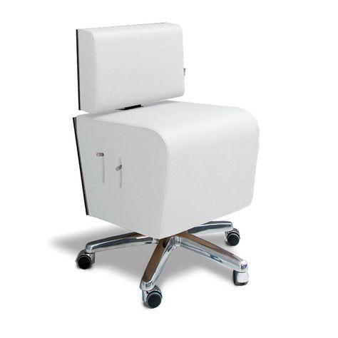 Gharieni Stuhl MLX exklusiv designte Sitzfläche mit integriertem .