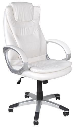 Drehbarer Bürostuhl Tilt White Office Chair 2732 | KATEGORIEN .