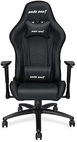 Anda (Sitz groß und hoch Gaming Computer Stuhl, drehbar Rocker .