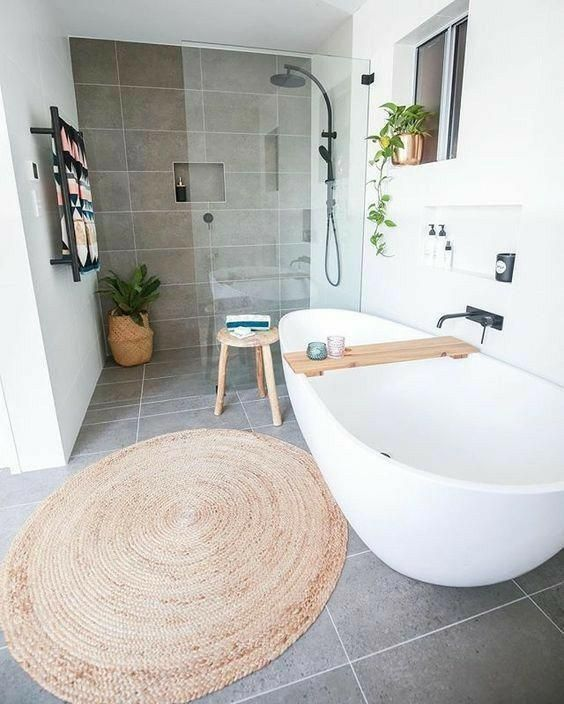 Pin by Erica Cadet on House ideas 2019 | Bathroom inspiration .