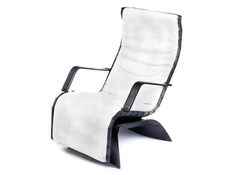 Porsche-Design Sessel Antropovarius easy chair von Poltrona Frau .