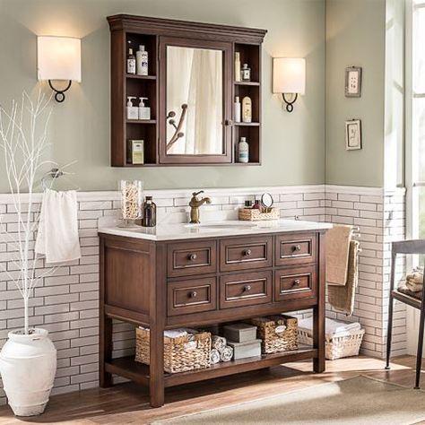 Eckbadezimmer-Eitelkeit mit Wanne   Waschbecken kaufen, Waschtisch .