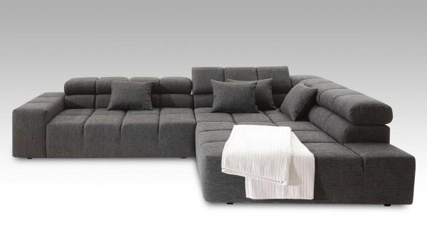 SOFAkultur Lounge-Ecksofa bzw. Eckcouch   Interliving Gleißn