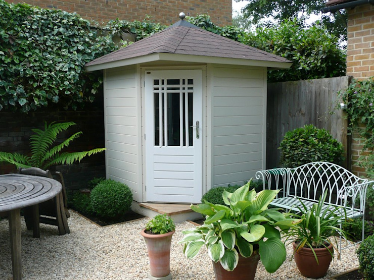 15 garden sheds that will make you want to upgrade yours | homi