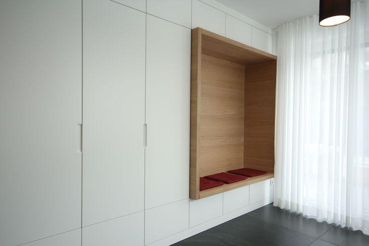 Einbauschränke | Built in cupboards, Hallway furniture, Apartment .