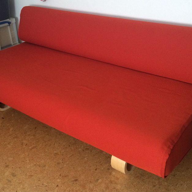 Sofa, Einzelschlafcouch zu verschenken in 63589 Linsengericht for .