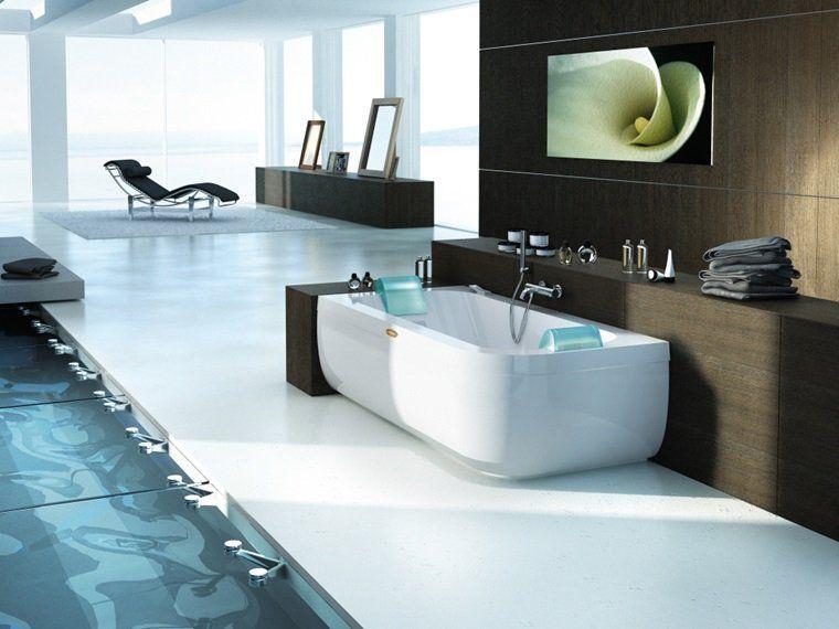 Einzigartige Badezimmerideen
