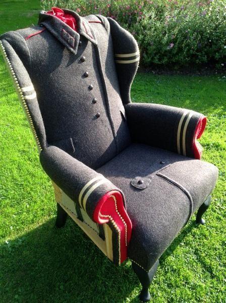 upcycle ideen jacke mantel | Viktorianisches möbel, Restaurierung .