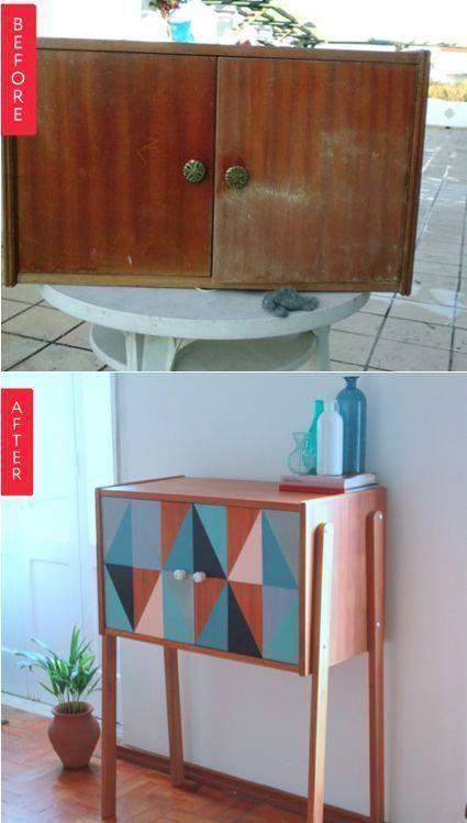 Einzigartige Möbel | Möbelverschönerung, Umfunktionierte .