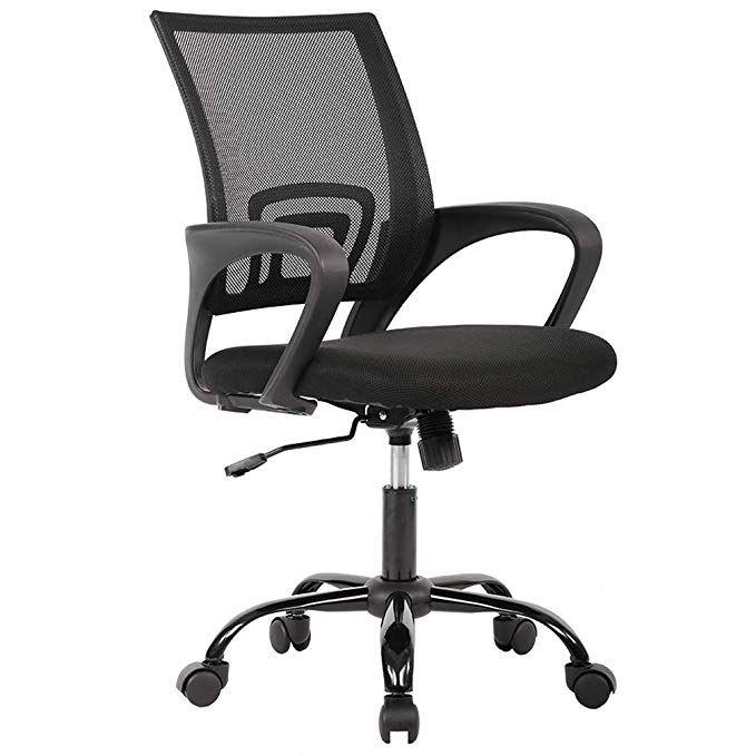 Amazon.com: Office Chair Ergonomic Cheap Desk Chair Mesh Computer .