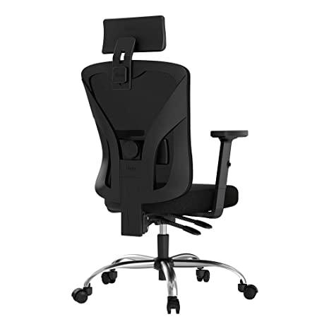 Hbada Ergonomischer Bürostuhl Schreibtischstuhl Mesh Bürostuhl .