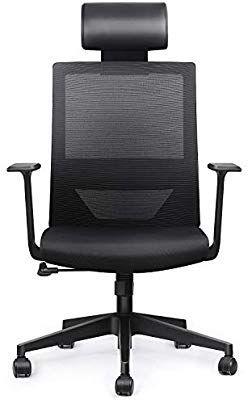 Amzdeal Bürostuhl ergonomischer Schreibtischstuhl mit .