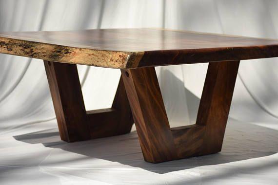 Live Edge Guanacaste Coffee Table | Diy coffee table, Wood table .