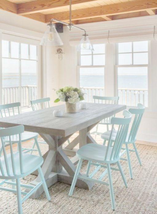 Coastal Cottage Dekoration Blogs Beach Cottage Esszimmer Sets .