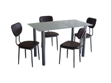 New Tischgruppe Tischset K?chengarnitur Esszimmergarnitur Tisch St .