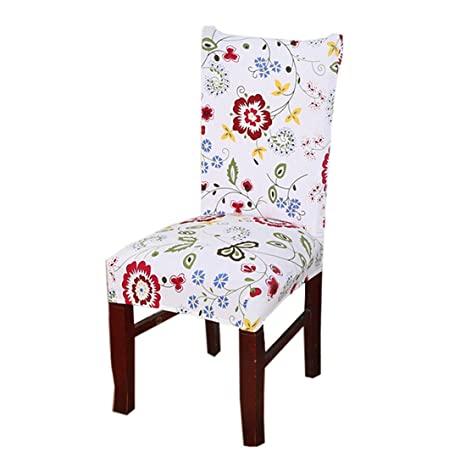 Amazon.de: Stuhl-Bezug, Strechhusse, Bezug für Esszimmerstuhl .