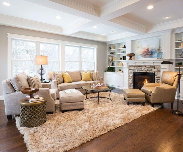 9 Tipps zum Anordnen von Möbeln in einem Wohnzimmer oder .