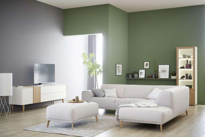 Wohnzimmer:Farben Für Wohnzimmer Tv Wand Farbe Inspirant Schöner .
