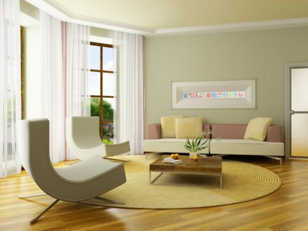Wandfarben Für Wohnzimmer | Ideen Wohnzimm