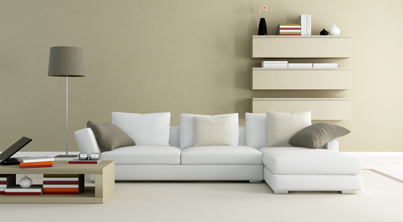 Gemütliches Wohnzimmer: Die 10 besten Farb