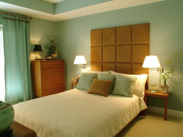 Farben für Schlafzimmerwand