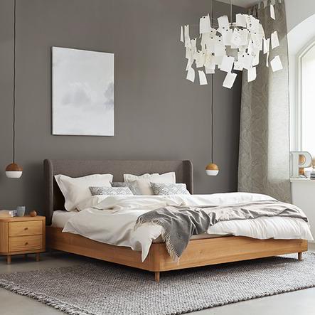 Farbe im Schlafzimmer | Grüne Er