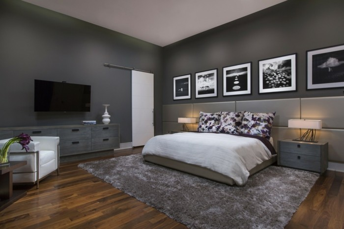 Farbe Fur Schlafzimmer Wan