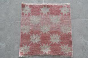 handgeknotte Vintage Teppiche Boho Overdyed Wool 21 ' ' ' ' ' '54 .