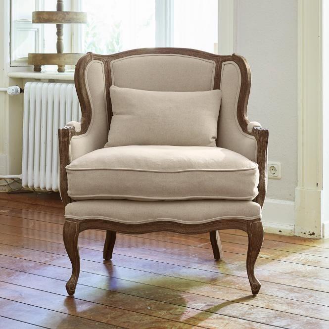Französischer Sessel