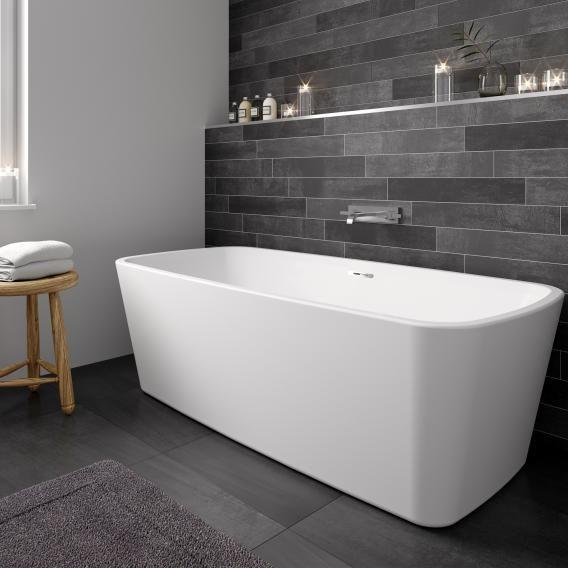 Riho Admire freistehende Badewanne ohne Füllfunktion - BD03005 .