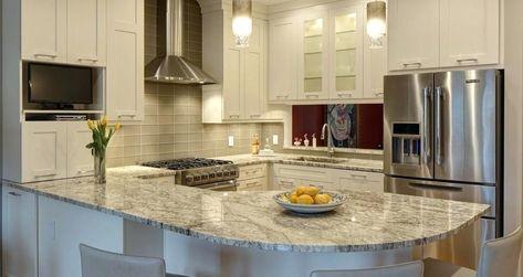 offene Galeere Küche Galeere Küche zum offenen Konzept .