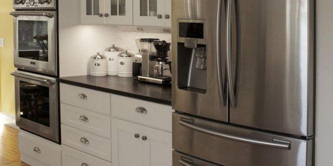 Holen Sie sich Ihre Küche durch die Galeere-Küche umgestalten .