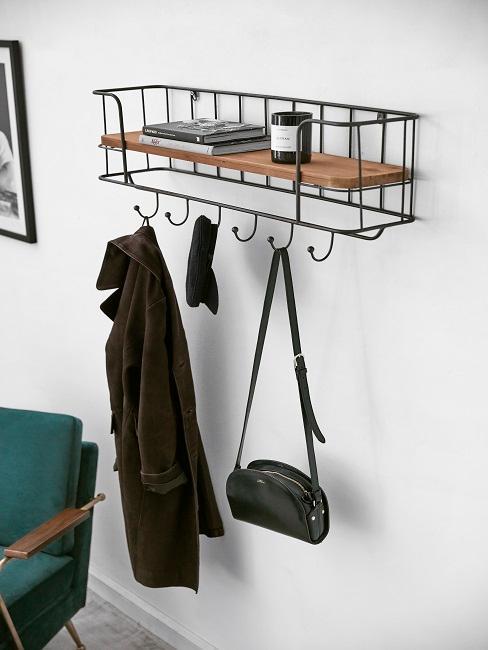 Ausgefallene Garderobe Ideen, die Sie inspirieren werden! | Westwi