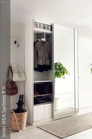 Garderoben-Ideen: So schaffst du stilvoll Ordnung! - #du .
