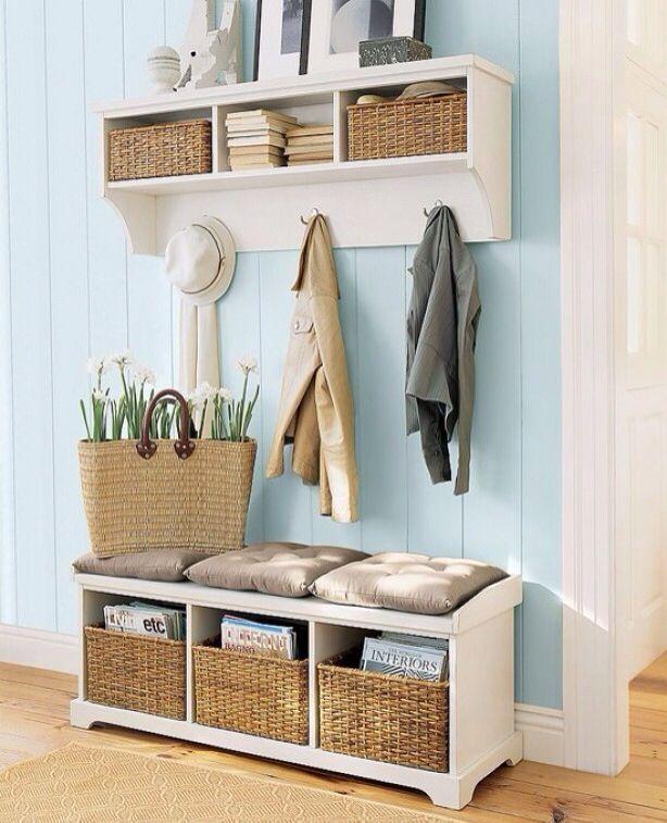 Garderobe-Schöner wohnen | Flur gestalten, Einrichtungsideen .