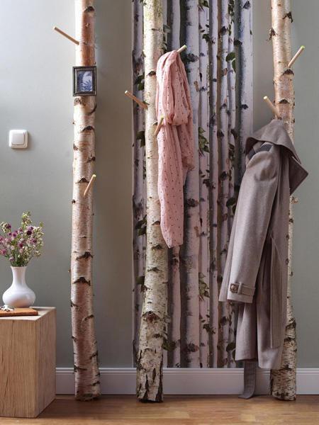Garderoben selbst gestalten: Vier Ideen für den Flur| Wohnid