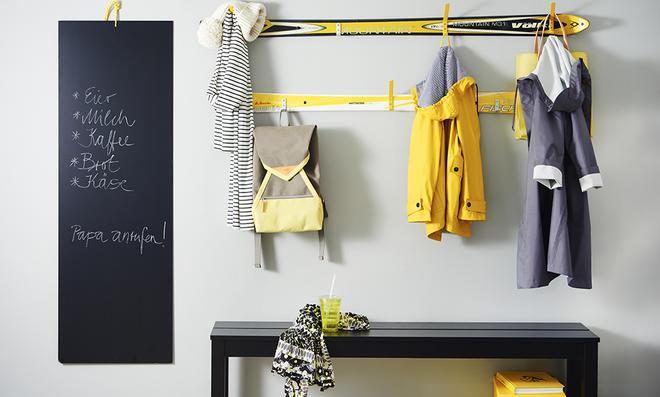 Garderoben-Ideen | selbst.