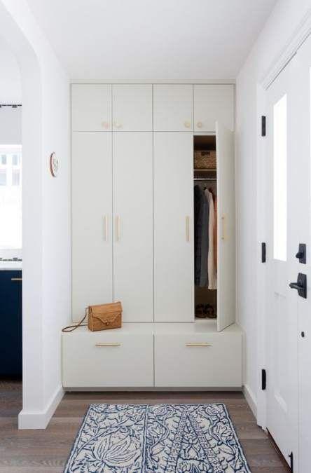 34+ Ideen Garderobe Speicher Ideen Eingang in 2020 | Einen .