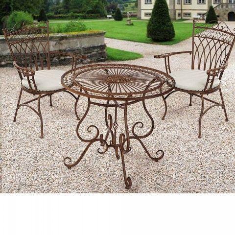 Gartenmöbel Metall, gartenmoebel aus eisen, gartenmoebel eisen .
