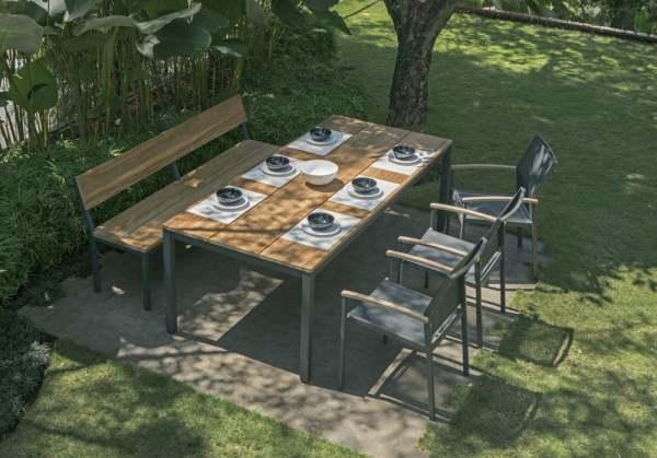 Zebra Gartenmöbel Set Alex 5-tlg. | Aluminium Sets | Setangebote .
