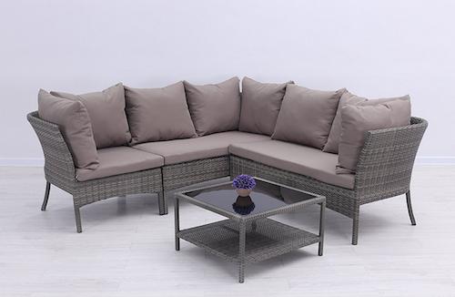 Gartensofa für draußen: elegante Outdoor-Sofas gibt's im Garten Sh