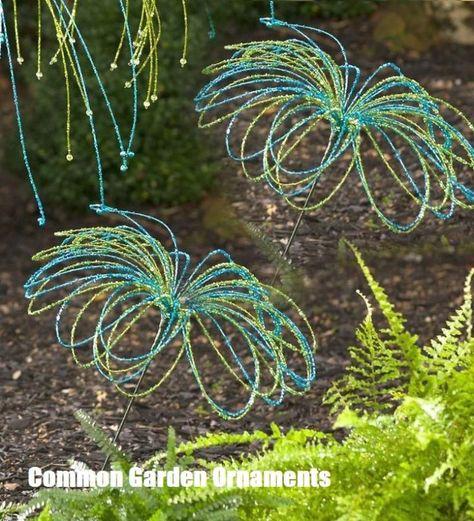 Einige der allgemeinen Gartenverzierungen erforscht - Venera .