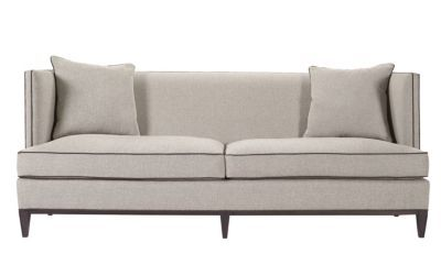 Malbec Sofa from the Atelier collection by Hickory Chair Furniture .