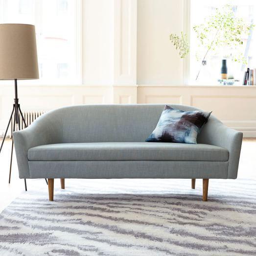 Gebogenes Sofa und seine Vorteile | Sofa | Gebogenes sofa, Sofa .